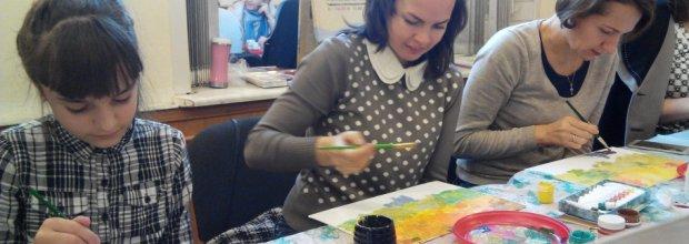 уроки живописи спб недорого детям взрослым